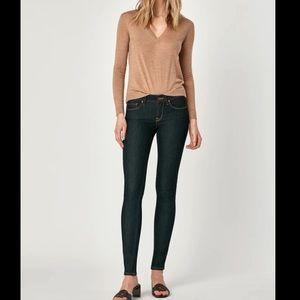 Mavi SERENA Dark wash Low Rise Skinny Jeans 31